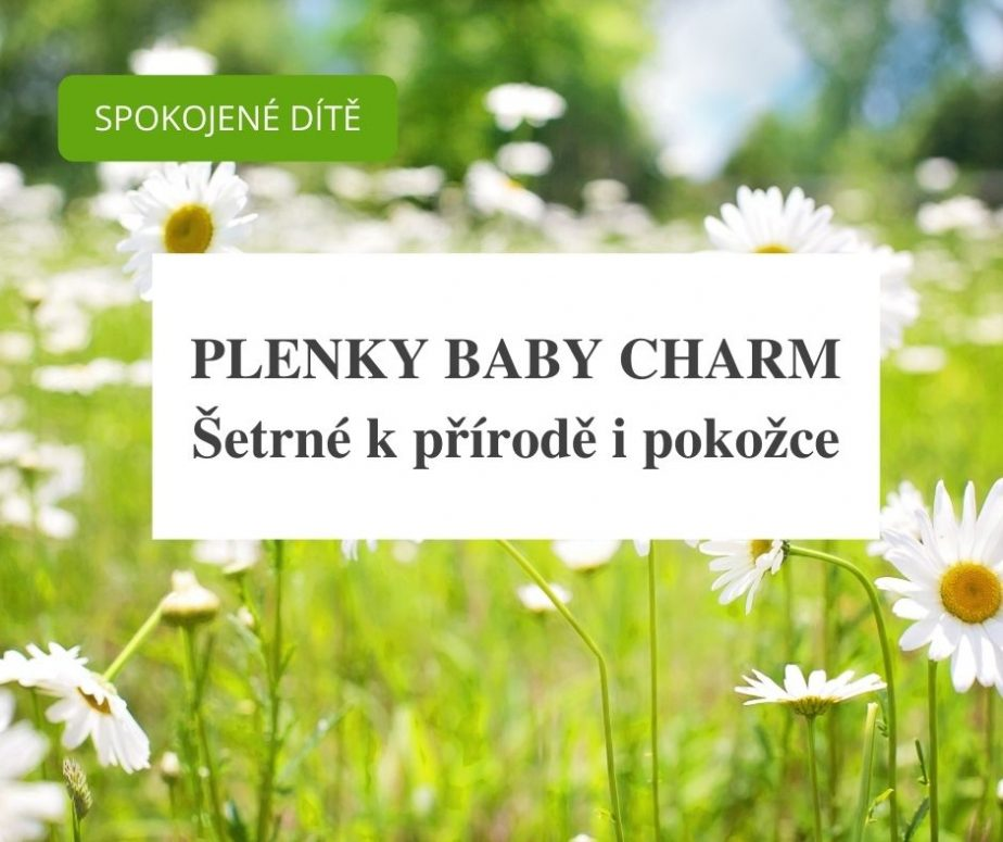 plenky Baby Charm recenze
